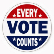 Every Vote Counts SQUARE
