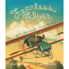 Fearless Flyer Cover SQUARE
