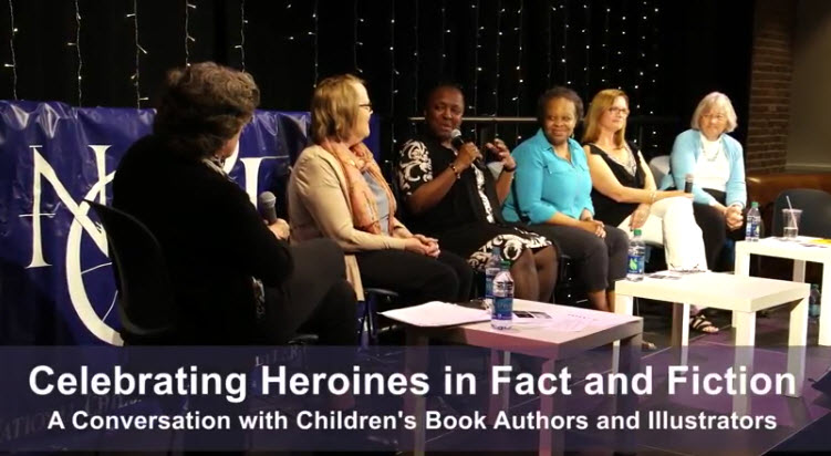 Video Photo Heroines Group with Title