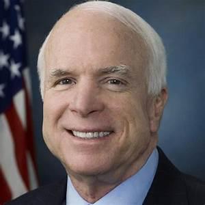 Senator John McCain 1936-2018