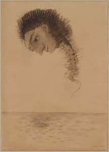 """The Chimera"" © 1891 Odilon Redon"